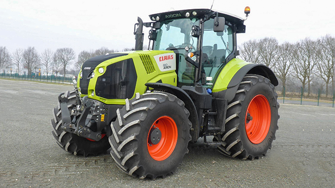 Used Tractors For Sale >> New And Used Tractors For Sale Ritchie Bros
