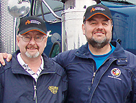 Louis & Denis Larabie - Larabie Trucking (Kapuskasing, ON)